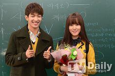 Seventeen´s DK and Gfriend´s Yuju
