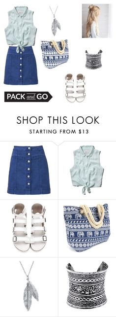 """pack and go"" by raw-s ❤ liked on Polyvore featuring Witchery, Abercrombie & Fitch, Nina B and LULUS"