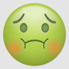 Sick note Emoji Face Classic Round Sticker - Funny faces always make me laugh. Snapchat Stickers, Emoji Stickers, Round Stickers, Emoji Images, Emoji Pictures, Emoticon Png, Sick Emoji, Emoji Wallpaper Iphone, Iphone Backgrounds