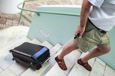 Simplify your travels with TraxPack, the all-in-one suitcase that climbs stairs, charges your devices, weighs itself, and is never lost.