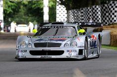 Mercedes CLK GTR Le Mans