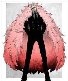 One Piece/Donquixote Doflamingo