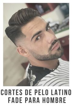 Your next haircut 2019 ! mens side part hairstyles + variations Side Part Mens Haircut, Side Part Hairstyles, Goatee Beard, Beard Fade, Beard Haircut, Stylish Haircuts, Haircuts For Men, Hair And Beard Styles, Curly Hair Styles