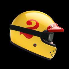 Ruby Castel Full Face Helmet