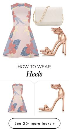 """Untitled #3212"" by evalentina92 on Polyvore featuring Valentino and River…"