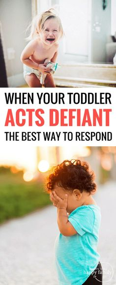 When your toddler acts defiant, here are the hidden reasons why Normal toddler behaviors include power struggles, toddler tantrums, and acting defiant. Why does parenting a toddler have to be SO HARD? Toddler Behavior, Toddler Discipline, Gentle Parenting, Parenting Advice, Parenting Classes, Parenting Styles, Foster Parenting, Parenting Quotes, Peaceful Parenting