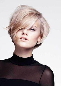 Short Hair Trends 2018
