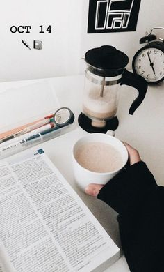 Study Habits That Will Boost Your Study Habits That Will Boost Your Grades, - - aesthetic, school, and success image desktop motivation Study Space, Study Desk, Study Areas, Book And Coffee, Coffee Study, Coffee Shop, Coffee Corner, Studyblr Notes, Study Organization