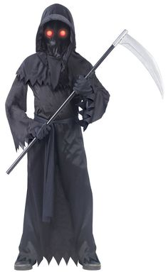 Fade In/Out Unknown Phantom Child Costume