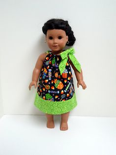 18 inch Doll Clothes American Girl Halloween by WendysWhimzies, $10.00