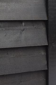 Image result for MODERN ARCHITECTURAL BLACK WEATHERBOARDS SIDING HOUSE