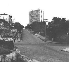 1971 - Rua Ministro Godoi, no bairro de Perdizes.