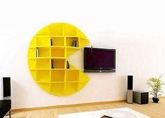 unusual cool bookshelves 3