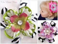 Sugar Bee Crafts: sewing, recipes, crafts, photo tips, and more!: The Lime Bow - giveaway!