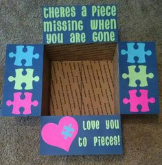 Care Package box kit Love You To Pieces by BekProductions on Etsy