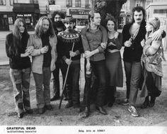 Germany 1972 Grateful Dead
