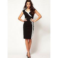 vestido Margen Blanco – EUR € 14.84