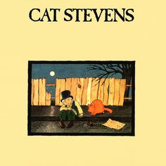 Cat Stevens - Teaser And The Firecat (Vinyl, LP, Album) at Discogs Lp Cover, Cover Art, Folk Rock, Musica Disco, Rock Album Covers, Vinyl Lp, Vinyl Records, Pochette Album, Cat Stevens
