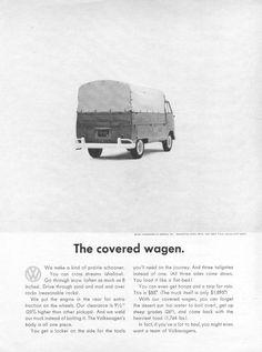 1961 VW Single Cab Pickup