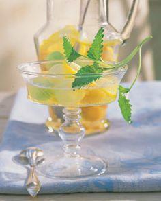 Melonenbowle - Rezepte - [LIVING AT HOME]