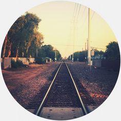 Tempe railway. Arizona