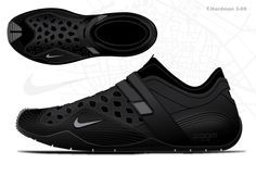 Nike Zoom Carapace concept Sneakers Nike, Sneakers Fashion, Nike Shoes, Fashion Shoes, Mens Fashion, Nike Zoom, Shoe Game, Casual Shoes, Casual Sneakers