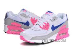 Big Discount  66 OFF Soldes Professionnel Nike Air Max 90 Femme Essential Concord Rose Baskets Vente Privee