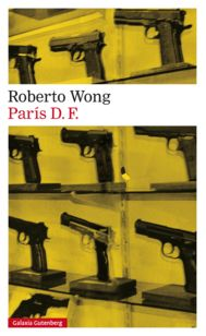 "Roberto Wong, autor de/author of Paris D.F.:  ""Cuando quieres ser escritor es porque te das cuenta de que las cosas se pierden para siempre y quieres recuperarlas y porque pretendes ser igual que ese texto que leíste y te partió en dos""... ""When you want to be a writer, it's b/c you realize things are being lost forever & you want to get them back & b/c you intend to be as good as that text you read that broke you in half."""