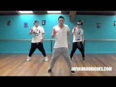 ▶ SUIT & TIE Dance Choreography | Jayden Rodrigues - YouTube