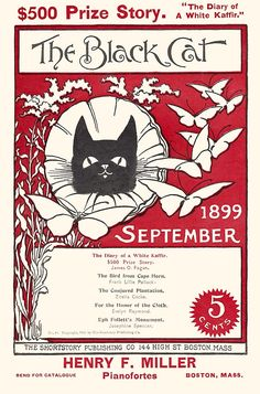 Black Cat 1899-09