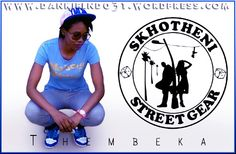 Skhotheni Street Gear #BrandNewLook #TeamLND #SSG #SkhotheniStreetGear