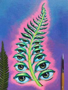 Trippy Drawings, Psychedelic Drawings, Cool Art Drawings, Indie Drawings, Hippie Painting, Trippy Painting, Hippie Drawing, Small Canvas Art, Diy Canvas Art