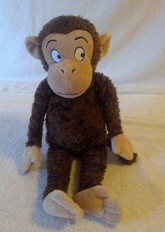 "18"" Kohls Cares for Kids Monkey Giraffes Can't Dance Plush Stuffed Animal Toy #KohlsCares"