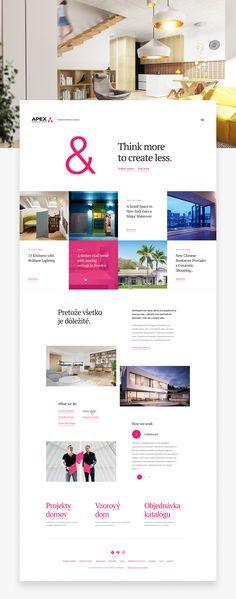 Apex – Architecture on Behance