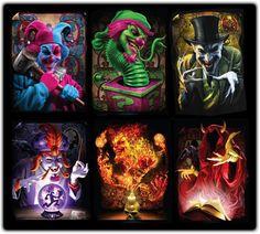 The joker cards