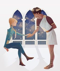 captive prince, an art print by Bonnie Gao - INPRNT Fanart, Captive Prince, Art Story, Book Fandoms, Magical Girl, Cute Drawings, Boku No Hero Academia, Good Books, Amazing Books