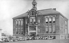 Linwood Elementary School, Wichita Kansas 1910