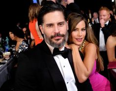 Pin for Later: 76 Moments From the SAG Awards That You Probably, Definitely Missed  Pictured: Sofia Vergara, Joe Manganiello