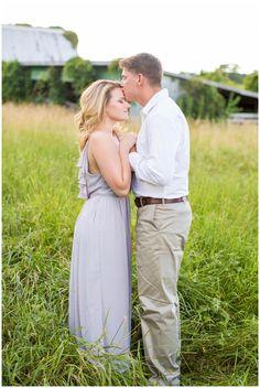 Fawn Lake Fredicksburg Virginia Engagement Session | Hope Taylor Photography