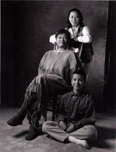 Pequot Native Americans.photograph by David Neel  Source: www.davidneel.com