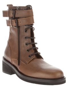 ANN DEMEULEMEESTER Shoe Boot