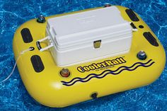 RiverRough Cooler Raft...Can't wait to float the river this summer!