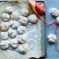 Martha Collison's Amaretti biscuits