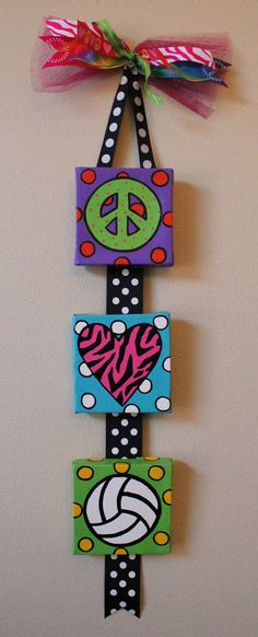 Peace Love Volleyball by lanemckinley on Etsy, $35.00