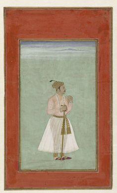 Ruknuddin | Sultan Ali Adil Shah II van Bijapur, Ruknuddin, 1687 - 1688 |