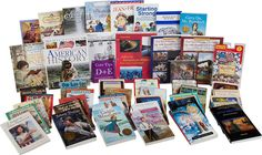 Great books for Read Alouds/Readers for use with CC Cycle 3. You can never go wrong with Sonlight's recommendations! :)