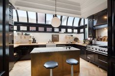 Nate Berkus NYC Penthouse Kitchen