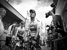 Cavendish Team Sky   Pro Cycling   Latest News 2012   Scott Mitchell stage one Tour gallery