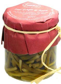 Friuli Wine & Food   Prodotti   Fiori d'Aglio di Resia di Fassal