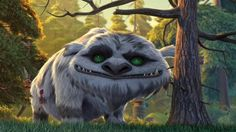 Gruff the Neverbeast from Tinker Bell and the Legend of the Neverbeast.